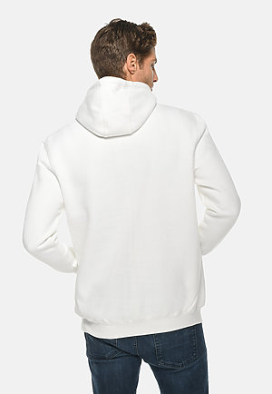 Heavyweight Hoodie WHITE back