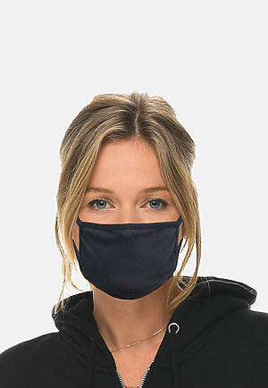 FACE MASK - Pack of 10 BLACK  (Pack of 10) front2