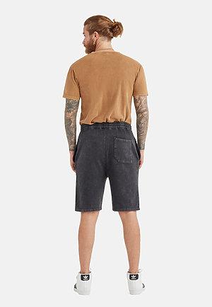 Vintage Shorts VINTAGE BLACK back