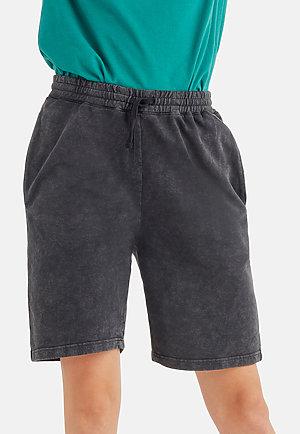 Vintage Shorts VINTAGE BLACK frontw
