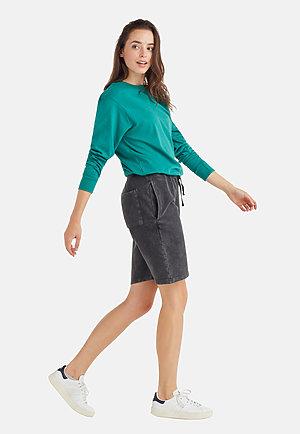 Vintage Shorts VINTAGE BLACK sidew