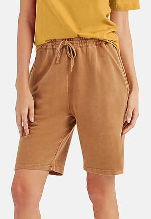 Vintage Shorts VINTAGE CAMEL frontw