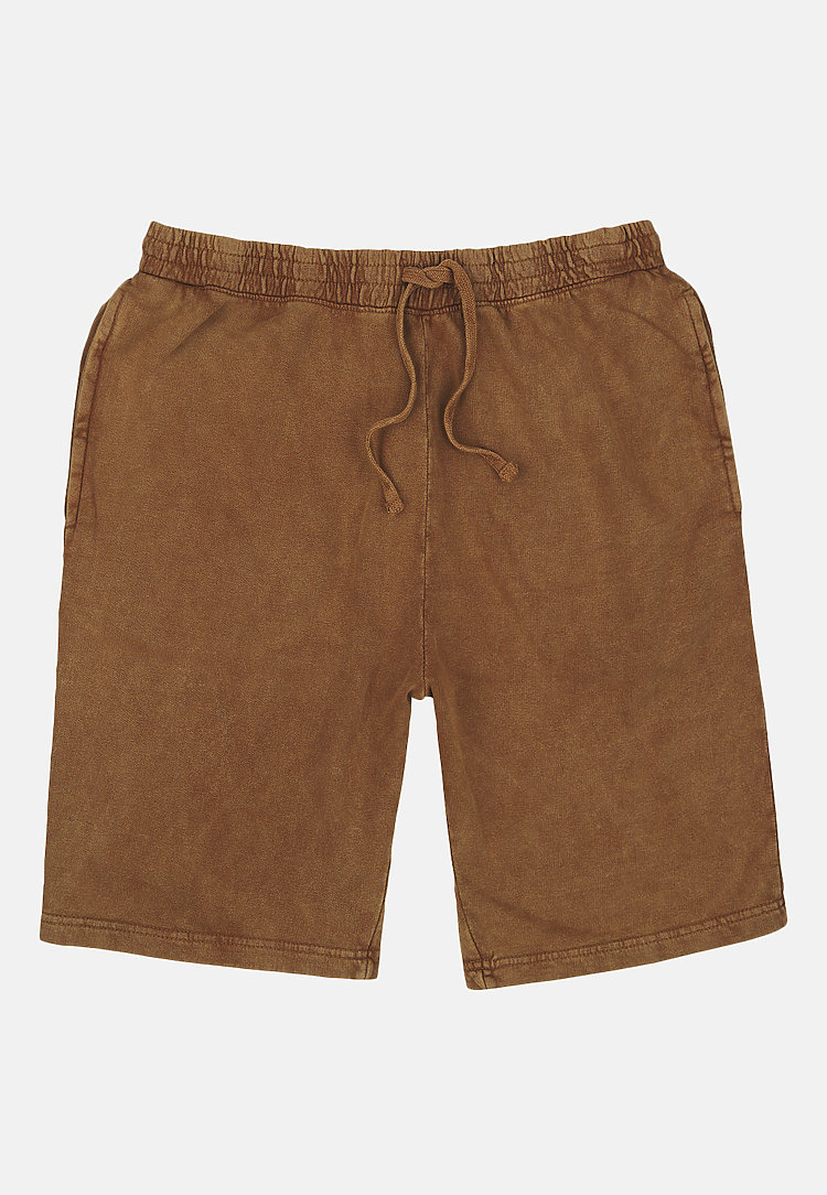 Vintage Shorts VINTAGE CAMEL flat