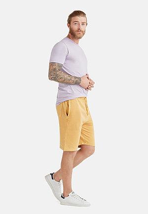 Vintage Shorts VINTAGE MUSTARD side