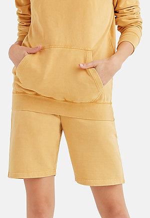 Vintage Shorts VINTAGE MUSTARD frontw