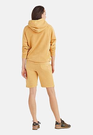 Vintage Shorts VINTAGE MUSTARD backw