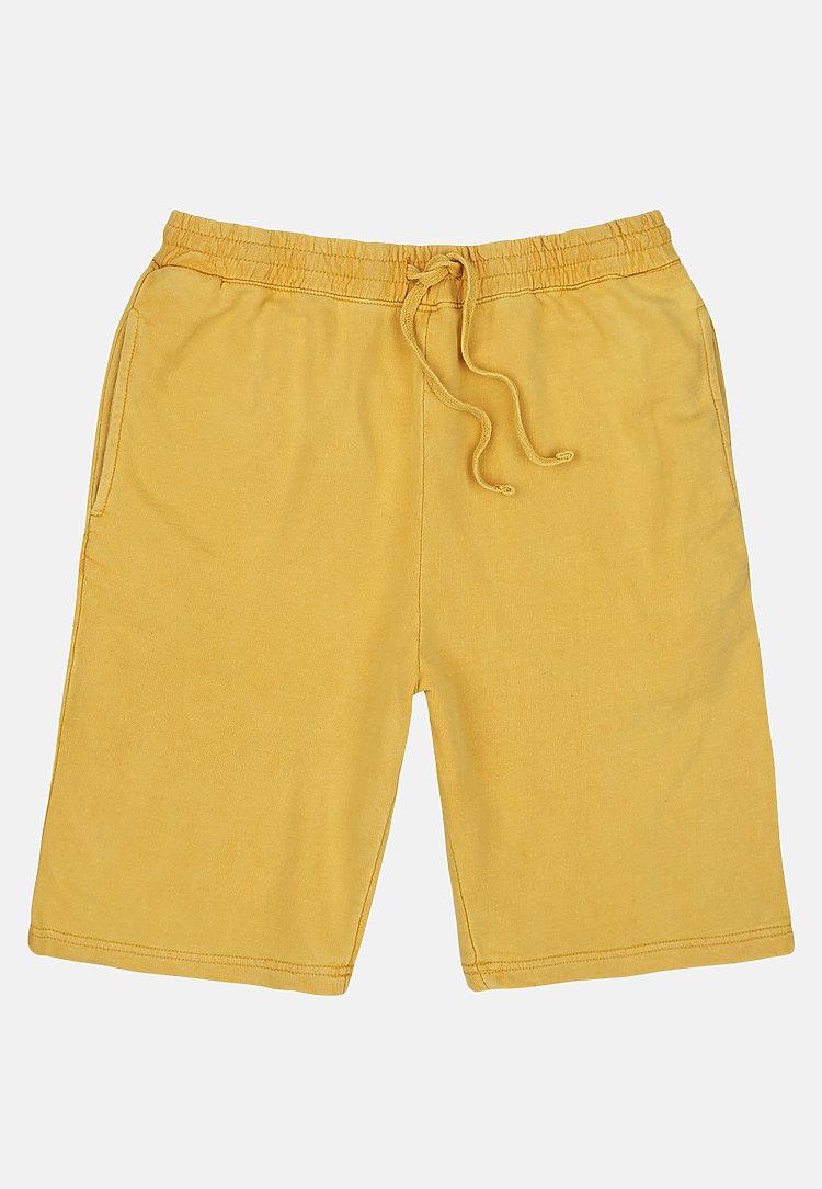 Vintage Shorts VINTAGE MUSTARD flat