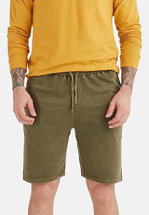 Vintage Shorts VINTAGE OLIVE front