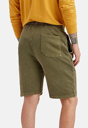 Vintage Shorts VINTAGE OLIVE side