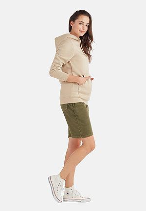 Vintage Shorts VINTAGE OLIVE sidew