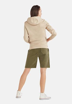 Vintage Shorts VINTAGE OLIVE backw