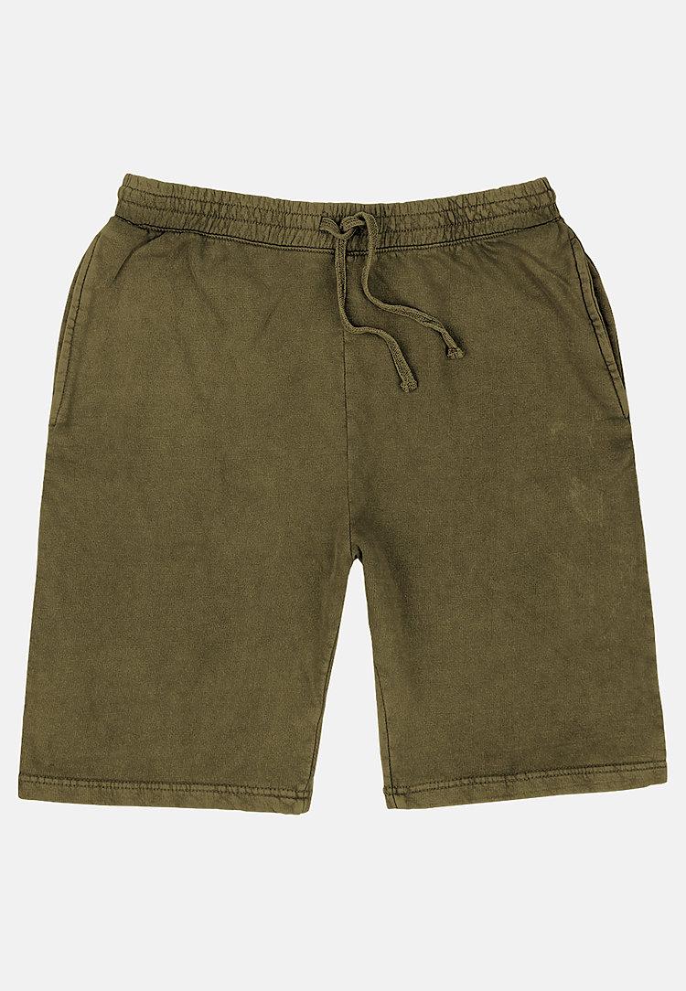Vintage Shorts VINTAGE OLIVE flat