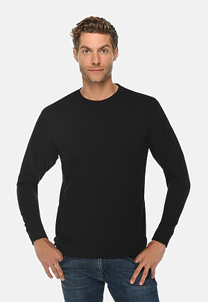 Long Sleeve Crewneck Tee